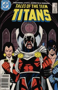Tales of The Teen Titans #89 InvestComics