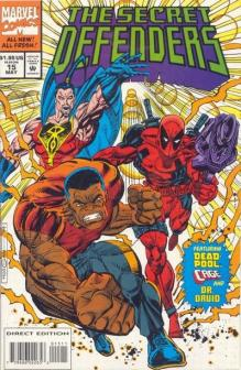 The Secret Defenders #15 InvestComics