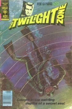 Twillight Zone #86 InvestComics