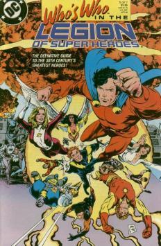 Whos Whos in the Legion of Super Heroes #1 InvestComics
