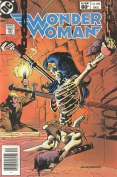 Wonder Woman #298 InvestComics