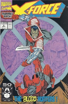 X-Force #2 InvestComics