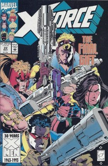 X-Force #22 InvestComics