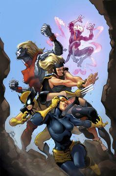 X-Men 92 #1 InvestComics