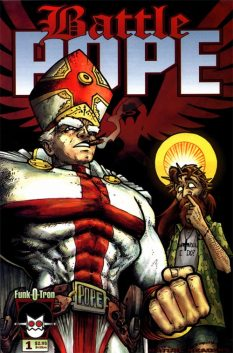 Battle Pope 1 InvestComics