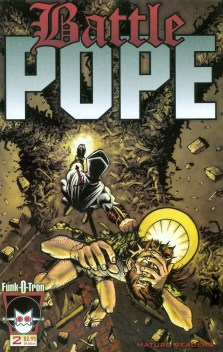 Battle Pope 2 InvestComics