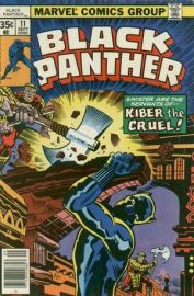 Black Panther 11 InvestComics