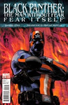 Black Panther Man Without Fear 521 InvestComics
