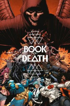 Book of Death 1 InvestComics