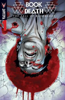 Book of Death Bloodshot 1 InvestComics