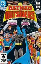 Btman and the Outsiders 1 InvestComics
