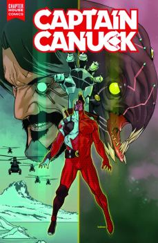 Captain Canuck 2 InvestComics