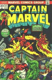 Captain Marvel 27 InvestComics