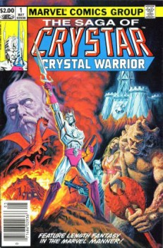 Crystal Warrior 1 InvestComics