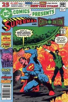 DC Comics Presents 26 InvestComics