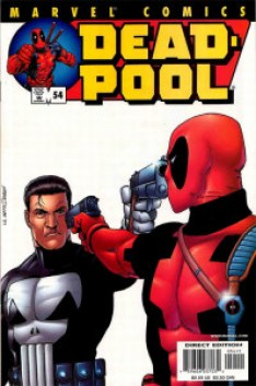 Deadpool #54 InvestComics