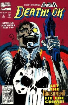 Deathlok #7 InvestComics