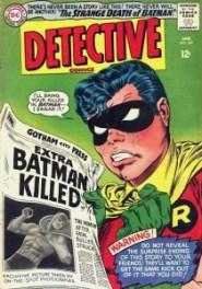 Detective Comics 347 InvestComics
