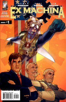Ex Machina #1 InvestComics