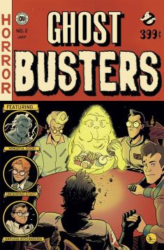 Ghostbusters 2 InvestComics