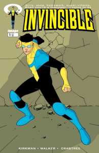Invincible 1 InvestComics