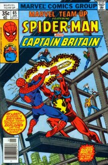 MArvel Team-Up 65 InvestComics
