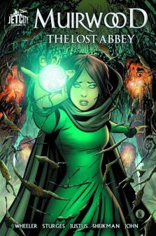 Muirwood The Lost Abbey 1 InvestComics