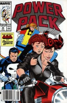Power Pack #46 InvestComics
