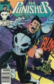 Punisher #4 InvestComics