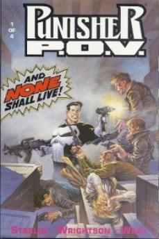 Punisher POV #1 InvestComics