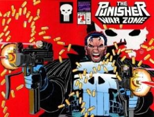 Punisher War Zone #1 InvestComics