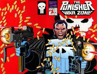 Punisher War Zone #1 InvestComics