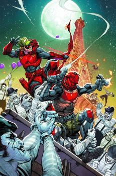 Red Hood Arsenal #2 InvestComics