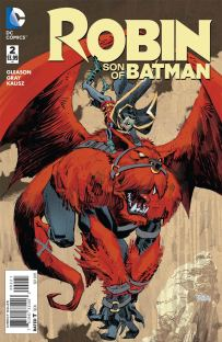 Robin Son of Batman 2 InvestComics