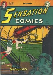 Sensation Comics 59 InvestComics