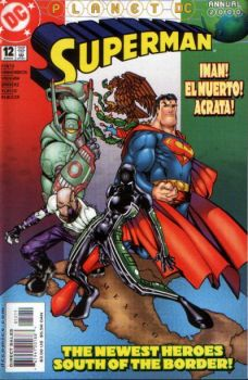 Superman Annual #12 InvestComics