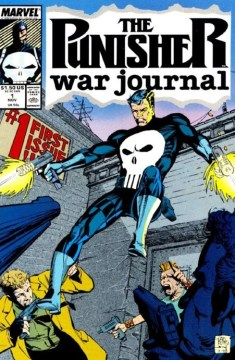 The Punisher War Journal #1