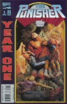 The Punisher Year One #1 InvestComics