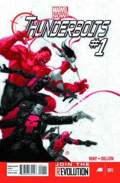 Thunderbolts #1 2013 InvestComics