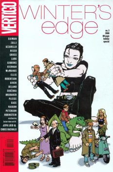 Vertigo Winter's Edge #3 InvestComics