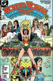 Wonder Woman 1 VOL 2 InvestComics