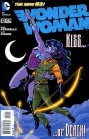 Wonder Woman 12 New 52 InvestComics