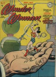 Wonder Woman 31 InvestComics