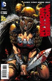 Wonder Woman 38 NEW 52 InvestComics