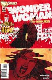 Wonder Woman 4 New 52 InvestComics