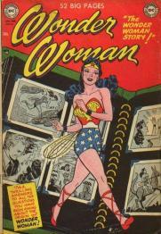 Wonder Woman 45 InvestComics