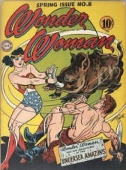 Wonder Woman 8 InvestComics