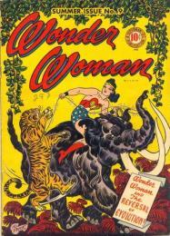 Wonder Woman 9 InvestComics