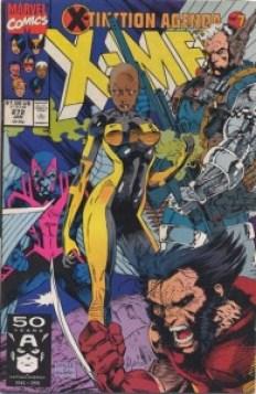 X-Men #272 InvestComics