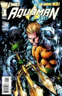 Aquaman 1 2011 InvestComics